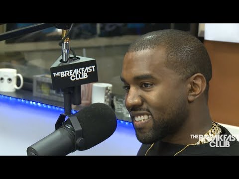Greg Street Intervews Kanye West