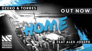 Thumbnail for Dzeko vs. Torres ft. Alex Joseph — Home