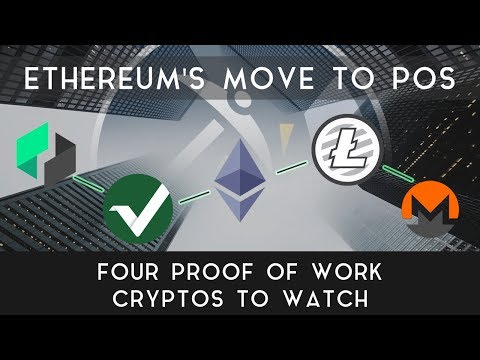 Ethereum's Move To POS (Serenity) | Which coins will benefit? video