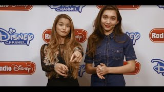 Nonton Rowan Blanchard And Paris Berelc Invisible Sister   Radio Disney Film Subtitle Indonesia Streaming Movie Download