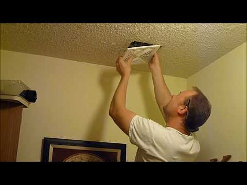 how to vent a bathroom vent