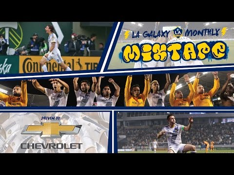 Video: The Best Highlights from March of the 2015 LA Galaxy Season | Monthly Mixtape - Driven by Chevrolet