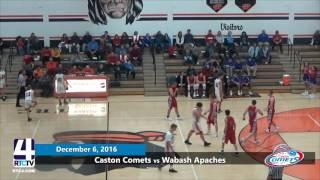 Caston Boys Basketball vs. Wabash Apaches