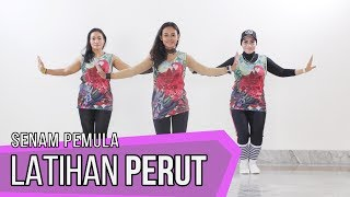 Senam Mengecilkan Perut | Senam Aerobik Dance Workout