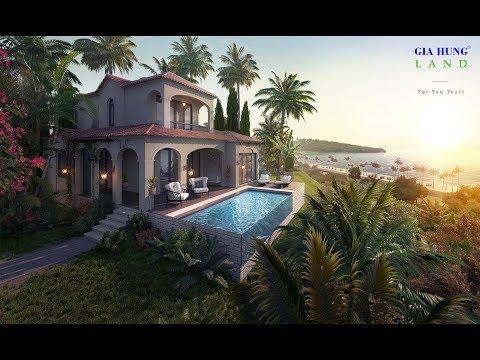 Biệt thự biển Novahill Mũi Né Resort & Villas - GHL 0903009195