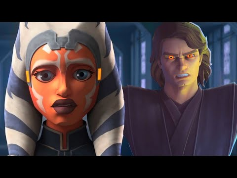 Ahsoka Was in Revenge of the Sith (WE MISSED IT) - Clone Wars Season 7 Explained