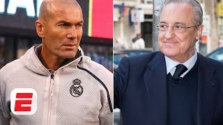 Zinedine Zidane is paying for Florentino Perez's mistakes at Real Madrid - Gab Marcotti | ESPN FC