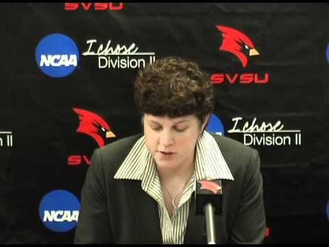 Jamie Pewinski - Michigan Tech Postgame Press Conference