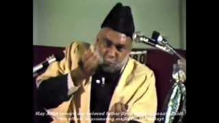 1st Moharram 1980 - Maulana Firoz Haider, 1980