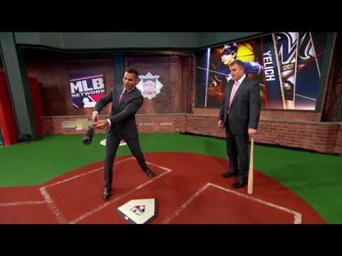 Video: Yelich and his swing path