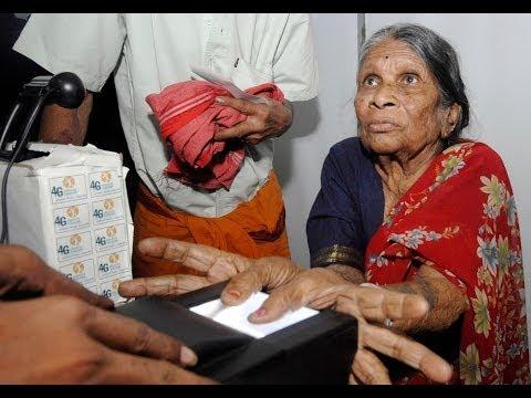 India's Elders Struggle with Broken Pension System (LinkAsia: 11/29/13)