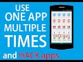 How to install same android app multiple times
