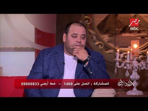 محمد ممدوح: أتمنى التمثيل أمام يحيى الفخراني