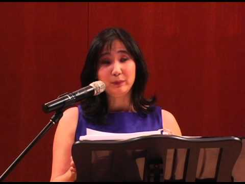 """Patty Chang Anker reading """"The Cookie Jar"""""""