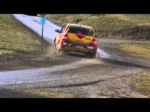 31 Janner Rallye Shakedown