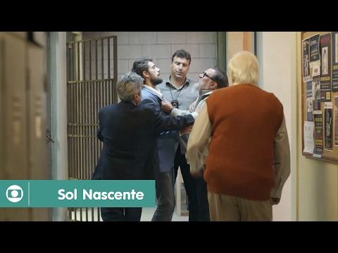 Sol Nascente: capítulo 140 da novela, quinta, 9 de fevereiro, na Globo