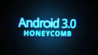 Android 3.0 Preview
