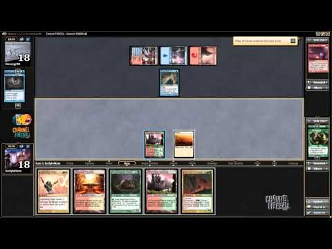 Modern - Jacob Wilson thinks Zoo is perfectly positioned in Modern now that Windswept Heath and Wooded Foothills have entered the format! For the full playlist head to ChannelFireball.com.