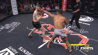 Video Fight of the Week: Dinis Paiva vs. Branden Seyler at CES MMA 46 MP3, 3GP, MP4, WEBM, AVI, FLV Desember 2018