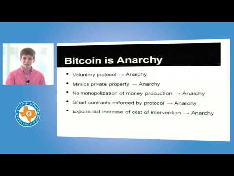 Michael Goldstein – Bitcoin: An Experiment in Anarchism