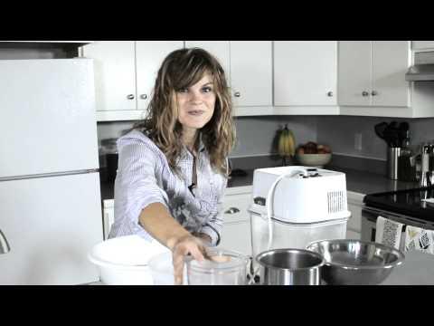 How to make whole grain flour