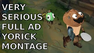 VERY SERIOUS FULL AD YORICK MONTAGE