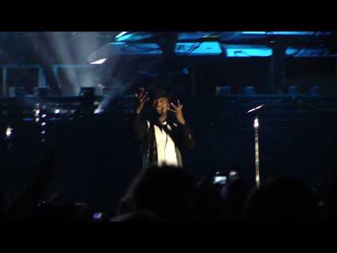 Ne Yo live in Rio de Janeiro HD -So Sick