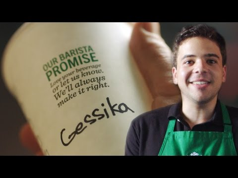 Why Starbucks Gets Your Name Wrong