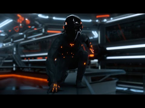 Daft Punk - Rinzler (BasicSlack TRON: Legacy Music Video Remix)[Full HD]
