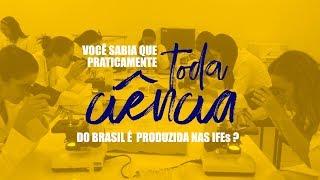 CAMPANHA PROIFES-FEDERAÇÃO EM DEFESA DAS IFES - CIÊNCIA