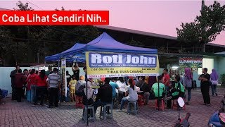 Video ROTI PALING LARIS DI INDONESIA, KUE ARTIS GAK ADA APA-APANYA!!! ROTI JOHN SURABAYA YANG VIRAL BANGET MP3, 3GP, MP4, WEBM, AVI, FLV Januari 2019