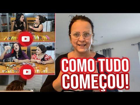 ROTINA DE DOMINGO - VEJA COMO COMEÇANOS NO YOUTUBE