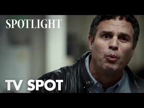 Spotlight (TV Spot 'Shining a Light')