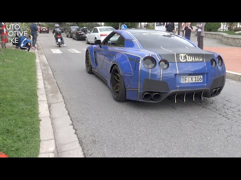 Nissan GT-R Radical Lifestyle