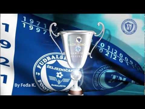 Video of FK Željezničar Sarajevo 90God.