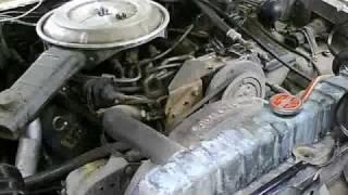 Ford F150 Ranger 351 mod engine vidio