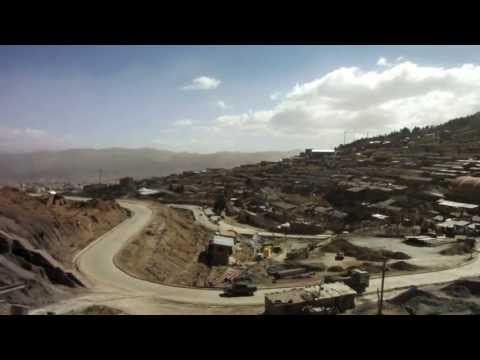 Tour du monde Jerome – Potosi et Sucre Bolivie – Travel around the world