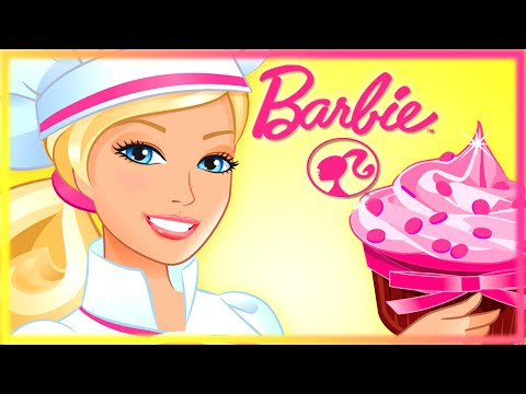 Barbie Best Job Ever: Pastry Chef Cooking Game For Girls HD