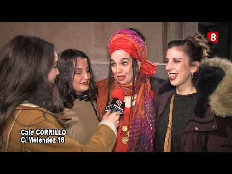 CAFE CORRILLO concierto MARINAH DE OJOS DE BRUJO