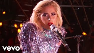 On Sunday, February 5th, 2017 Lady Gaga took to the Pepsi Zero Sugar Super Bowl stage for the Super Bowl LI Halftime Show, performing some of her biggest hits including Poker Face, Bad Romance, and Million Reasons off of her new album, Joanne. LADY GAGA / JOANNE NEW ALBUM / OUT NOWiTunes: http://gaga.lk/JoanneApple Music: http://gaga.lk/JoanneAPSpotify: http://gaga.lk/JoanneSPGoogle Play: http://gaga.lk/JoanneGPAmazon: http://gaga.lk/JoanneAMZWebsite: www.ladygaga.comStore: http://gaga.lk/GagaStore THE JOANNE WORLD TOURhttp://www.ladygaga.com/tourdates  FOLLOW LADY GAGA:Facebook: http://gaga.lk/facebookTwitter: http://gaga.lk/TwitterInstagram: http://gaga.lk/InstagramSnapchat: http://gaga.lk/SnapchatSpotify: http://gaga.lk/Spotify EMAIL LIST: http://gaga.lk/Newshttp://vevo.ly/Cz6uLm