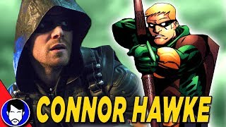 Will Oliver Queen's son become Connor Hawke? Please consider supporting our videos on Patreon ►https://www.patreon.com/Jawiin Will ARROW Season 6 Introduce Connor Hawke?, Arrow Season 5, Arrow 5x23, Arrow 5x23 Ending, Arrow Season 6 Black Siren, Connor Hawke, Prometheus and DeathstrokeTwitter ► http://twitter.com/JawiinFacebook ► http://www.facebook.com/JawiintvInstagram ► https://instagram.com/JawiinTumblr ► http://www.jawiin.tumblr.com/T-Shirts/Merch ► https://www.teepublic.com/user/jawiinListen to my podcast, Geek History Lesson!iTunes ► http://bit.ly/GeekHistoryLessonStitcher ►http://www.stitcher.com/podcast/jason-inman-2/geek-history-lessonPLAYLISTS FOR SHOWSThe Flash Season 4►https://goo.gl/XQtRQrDCTV Recap► https://goo.gl/OVEWB1Geek History Lesson► https://goo.gl/4HrtfpComic Book Videos► https://goo.gl/m6WNy4The Flash Season 3► https://goo.gl/EpnFmDMUSIC by IVYKTORhttps://www.youtube.com/channel/UCF3oyeSq29k23-Q3EB9XCeQI'm a geek who likes to read comic books and is the co-host of DC All Access. Who am I? I'm Jason Inman. For more funny stuff, check us out at http://www.jawiin.comThe views, opinions, and information expressed in this video are those of the hosts and do not necessarily reflect the official policy or position of any agency or company.Will ARROW Season 6 Introduce Connor Hawke?  DCTV RecapWill ARROW Season 6 Introduce Connor Hawke?  DCTV RecapWill ARROW Season 6 Introduce Connor Hawke?  DCTV RecapConnor HawkeArrow Connor HawkeArrow Season 6 villainARROW Season 6the flash season 4 teaserArrow 5x23 Review!Arrow 5x23 Review!Arrow 5x23 Review!Arrow 5x22 ReviewArrow 5x23 PromoArrow 5x23 TrailerArrow Season 5 Episode 23 TrailerArrow Season 5 ReviewsArrow Lian Yu Review arrow season 5 finaleOliver Queen