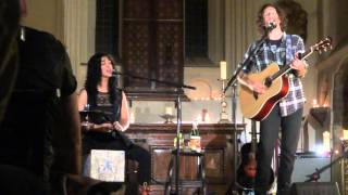 Who's Thinking About You Now Jason Mraz St Pancras Old Church 28th March 2012