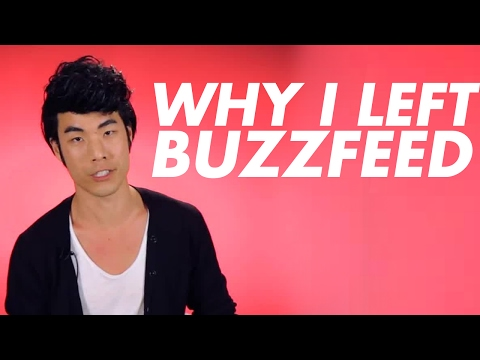 Why I left BuzzFeed!
