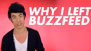 Why I left BuzzFeed...
