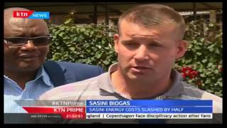 KTN Prime: Sasini Energy Slashes Costs By Half, 19/10/2016