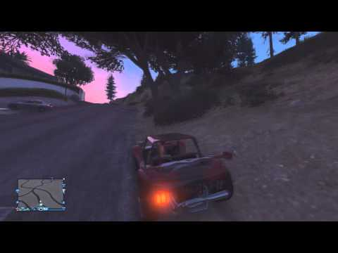 Grand Theft Auto 5 – Funny Drunk Moments