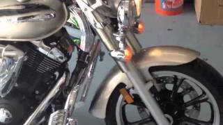3. 2010 Yamaha V-Star 950 Tour