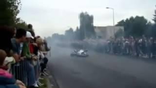 En Komik Motor Kazaları