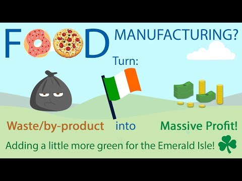 Irish Food Manufacturers can turn waste into profit with Greenlane Biogas