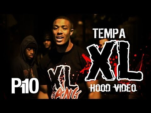 P110 - Tempa - XL [Hood Video]